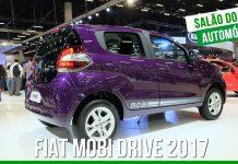 Fiat Mobi de 3 cilindros se destaca em economia