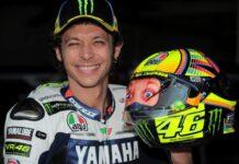 Valentino Rossi - 10 anos de capacetes malucos