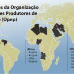 Opep favorece Petrobras