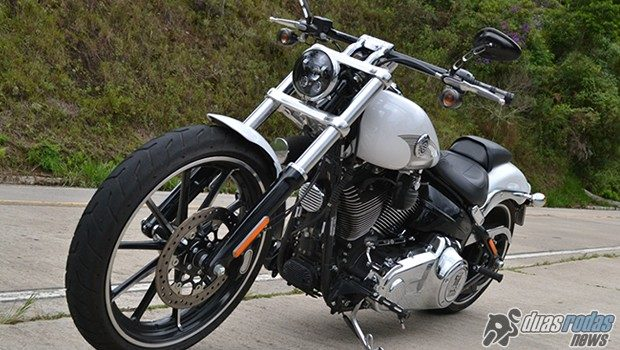 manutenção Harley-Davidson