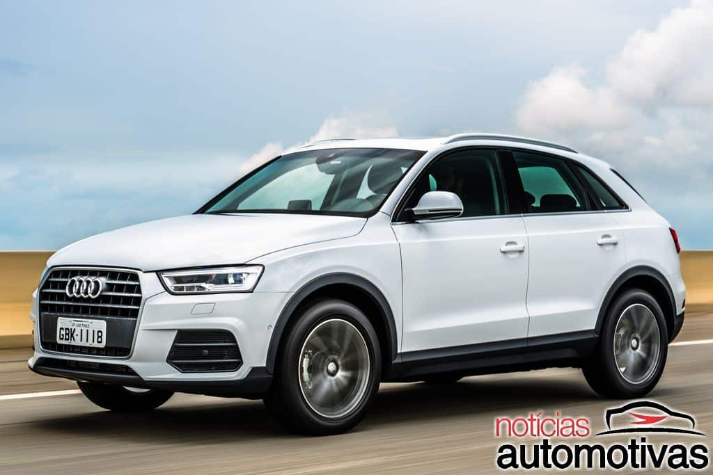 audi q3 2017 estreia op o de motor 1 4 tfsi flex portal lubes. Black Bedroom Furniture Sets. Home Design Ideas