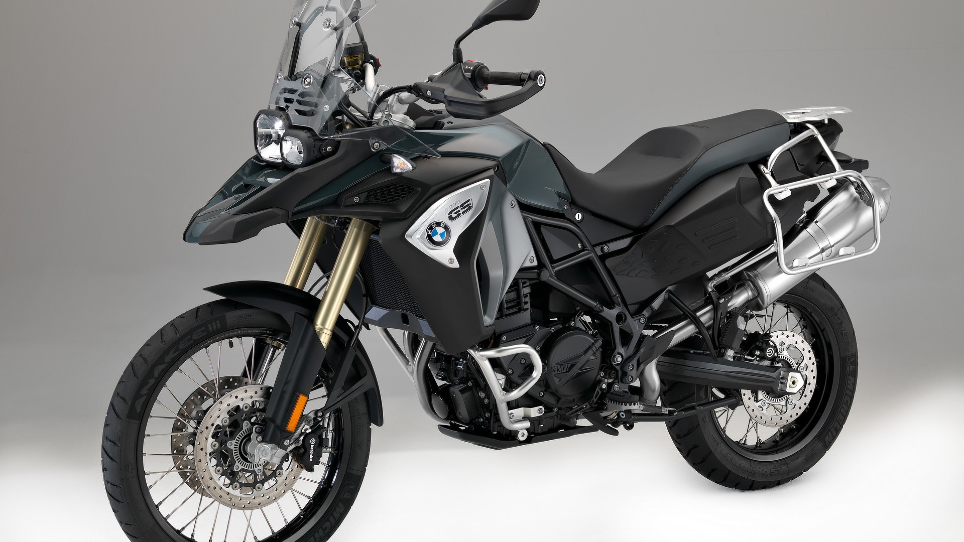 bmw motorrad lan a linha 2017 da f 800 gs adventure portal lubes. Black Bedroom Furniture Sets. Home Design Ideas