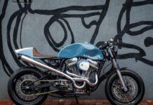 Deus Ex-Machina cria moto inspirada no Chevy Bel Air