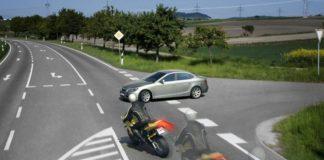 Honda prepara moto com frenagem de emergência