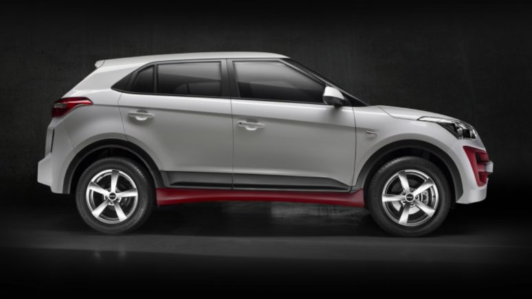 Hyundai Creta by DC Design