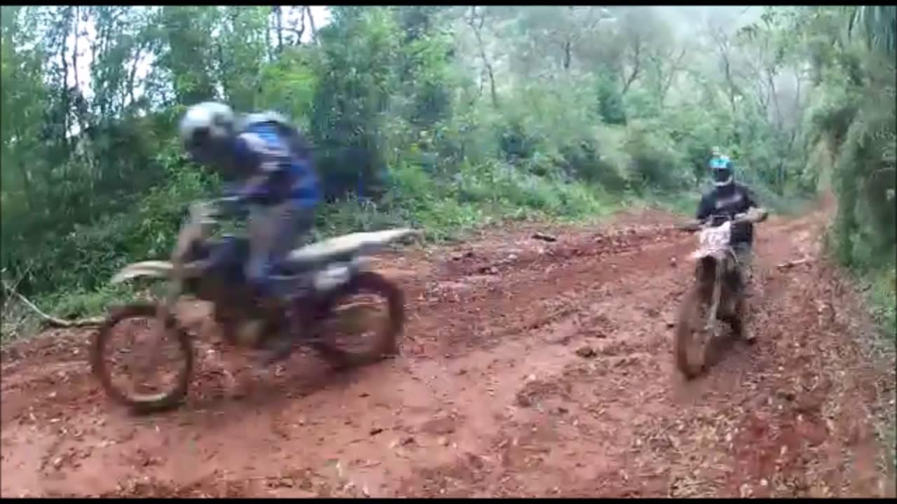 motociclísmo off-road