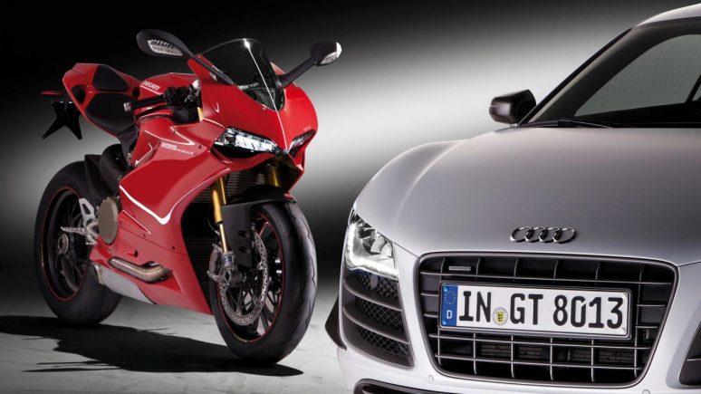Ducati não está à venda