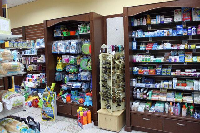 lojas de conveniência