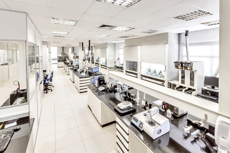 Tecnologia de ponta, know-how, confiabilidade e rapidez na entrega de resultados são os diferenciais do novo Centro de Tecnologia Analítica LWARTECH