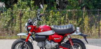 Nova Honda Monkey 125 é minimoto clássica com tecnologia atual