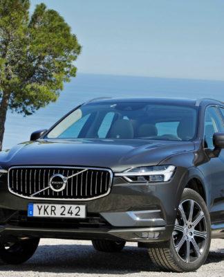Volvo terá cinco estreias no Brasil até 2019