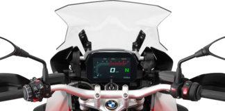 Novo painel digital, com tela TFT de 6,5 polegadas é um dos atrativos BMW R 1200 GS 2018/2018. Preço parte de R$ 81.500,00