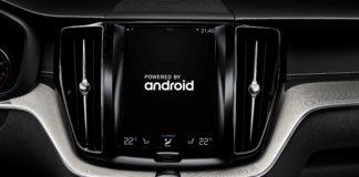 Volvo Cars incorpora ferramentas do Google na próxima geração de seu sistema de infoentretenimento