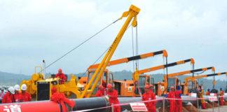 China está prestes a interromper os mercados de gás natural