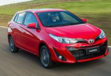Dunlop e Toyota consolidam parceria em novo modelo do Yaris