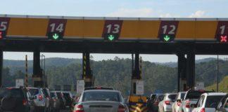 Pedágios das rodovias de São Paulo ficarão mais caros a partir de domingo