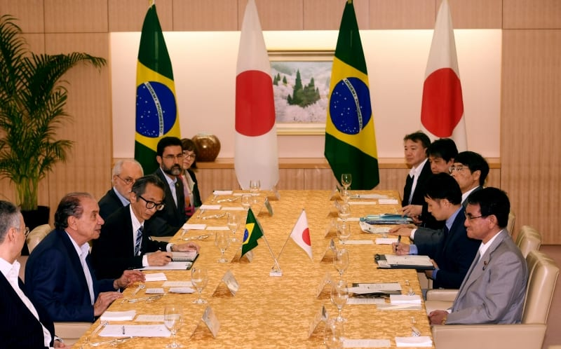 Acordo Mercosul-Japão está mais próximo
