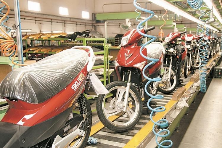 Setor de motos exibe recuperação apesar da oferta de crédito limitada