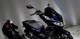 Honda aposta no PCX híbrido no Japão como o primeiro no segmento