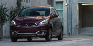 Mitsubishi Mirage será transformado em SUV na próxima geração