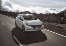 Nissan Leaf lidera vendas entre elétricos na Europa