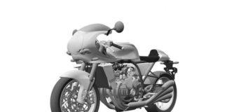 Honda registra patente para nova retrô de 6 cilindros