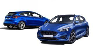 Ford reposiciona preços da linha Focus