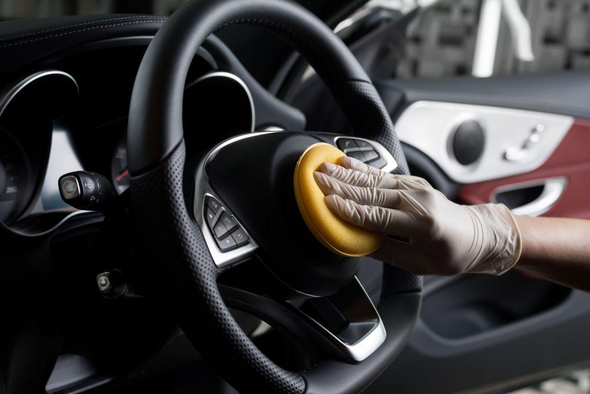 Manter o carro limpo é mais fácil do que parece