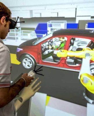 Indústria 4.0 já é realidade no polo automotivo de Minas Gerais