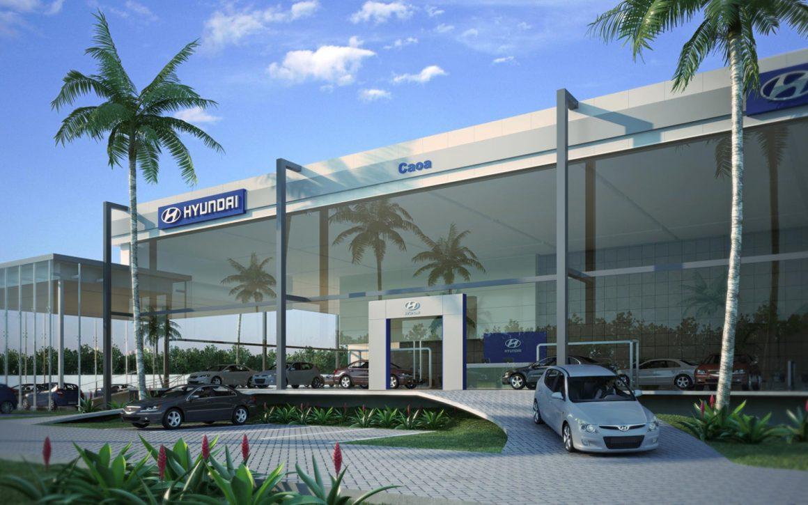 """""""Divórcio"""" da Hyundai pode render US$ 10 bi ao Grupo Caoa"""