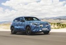 SUV elétrico Mercedes EQC será lançado em setembro