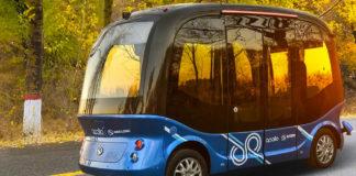 Baidu está prestes a lançar o seu serviço de ônibus autônomo na China