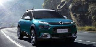 Citroën C4 Cactus nacional estreia em setembro com interior exclusivo