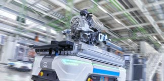 Audi inaugura linha de produção de motores elétricos