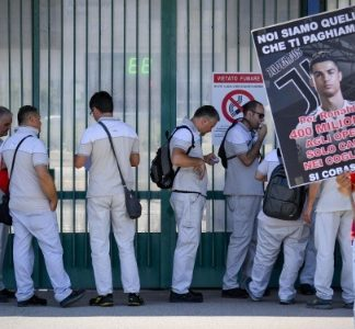 Venda de CR7 ao Juventus provoca greve na Fiat