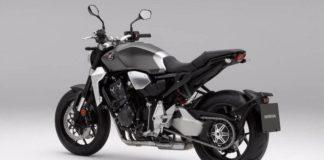Nova Honda CB1000R é registrada no Brasil