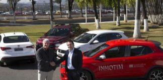 Fiat renova parceria com Inhotim