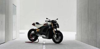 Moto elétrica Italian Volt Lacama une potência e luxo com emissões zero