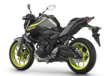 Conheça a nova Yamaha MT-03 2019