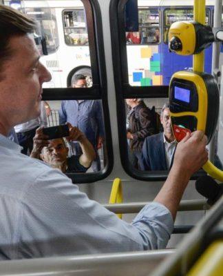SBCTrans incorpora biometria facial em sua frota de ônibus