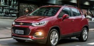 Mesmo com crescimento, General Motors é coadjuvante nos SUVs