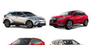 Toyota, Mitsubishi e Honda terão novos SUVs no Brasil