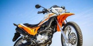 As motos que menos se desvalorizam após um ano de uso