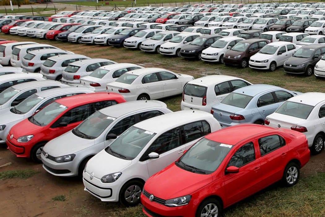 Venda total de veículos novos cresce 7,6% em julho ante junho