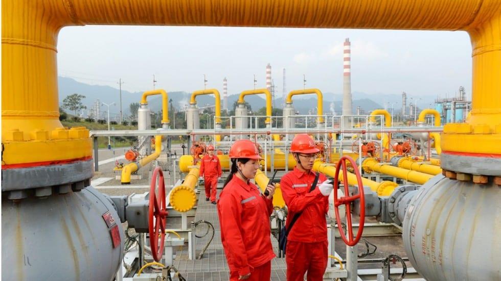 Políticas de GNL da China e seu crescente impacto mundial