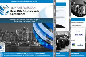 The 14th ICIS Pan American Base Oils & Lubricants Conference 2