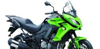 Kawasaki faz promoção dos seus modelos em agosto
