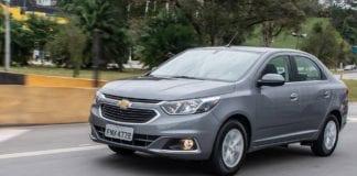 Chevrolet Cobalt 2019 estreia nova versão PcD