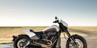 Harley-Davidson lança FXDR e inaugura nova fase