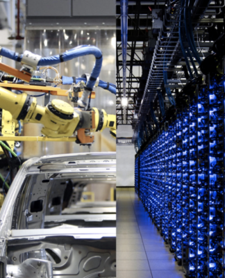 A indústria e os novos desafios